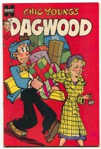 Dagwood #38 1954- Harvey comics FN+