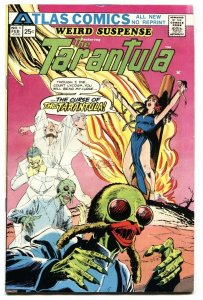 Weird Suspense #1 First issue-1975-comic book-ATLAS FN/VF
