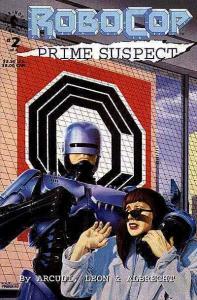 Robocop: Prime Suspect #2 VF/NM; Dark Horse | save on shipping - details inside