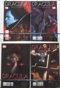 DRACULA #1-4 (Marvel, 2010) COMPLETE! VF-NM Roy Thomas/Dick Giordano Adaptaion
