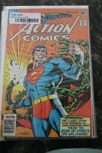 Action (Superman) #485 (DC, 1978) VF/NM