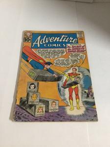 Adventure Comics 290 Gd Good 2.0 Water Damage DC Comics Silver Age