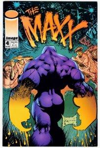 The Maxx #4 (VF/NM) ID#MBX3