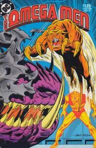 Omega Men (1982 series) #9, VF+ (Stock photo)