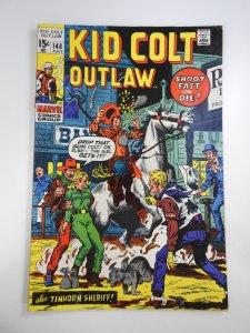 Kid Colt Outlaw #148 (1970)