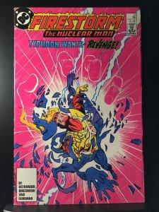 The Fury of Firestorm #61 (1987)