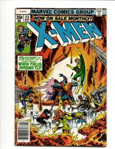 Uncanny X-Men # 113 VG/FN Marvel Comic Book Wolverine Wendigo Storm Cyclops DS4