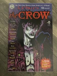 Kitchen Sink Comix The Crow 0 * J. O'Barr * 1998 First Printing *