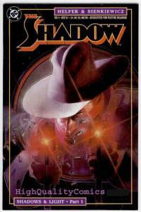 SHADOW #1, NM, Bill Sienkiewicz, Helfer, Who knows what Evil, 1987,more in store