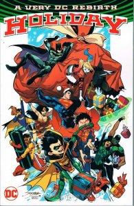 Very DC Universe Rebirth Christmas, A TPB #1 VF/NM; DC | save on shipping - deta