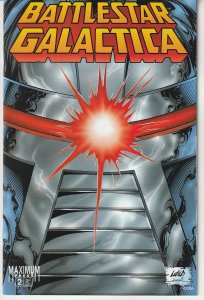 Battlestar Galactica(Maximum Press) #2 A Revelation to the Journey !