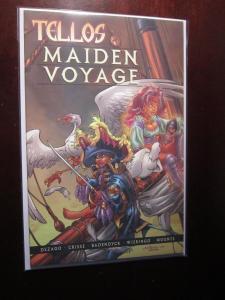 Tellos Maiden Voyage #1 - VF - 2001