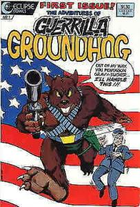 Guerrilla Groundhog #1 FN; Eclipse | save on shipping - details inside