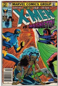 X MEN 150 FN Oct. 1981