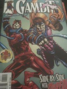 Marvel Gambit #11 Mint Feat Daredevil