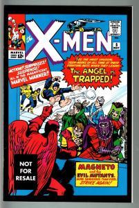 X-MEN #5-JACK KIRBY ART-MARVEL-2005-RARE GIVE AWAY EDITION-VF/NM-MAGNETO- VF/NM