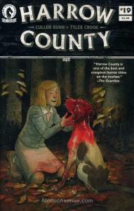 Harrow County #19 VF/NM; Dark Horse   save on shipping - details inside