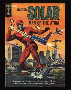 Doctor Solar, Man of the Atom #10 FN- 5.5