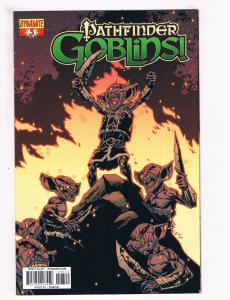 Pathfinder Goblins # 3 NM 1st Print Variant Cover Dynamite Comic Book S67