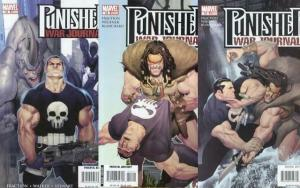 PUNISHER WAR JOURNAL (2006) 13-15 Hunter / Hunted