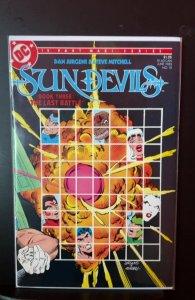 Sun Devils #12 (1985)