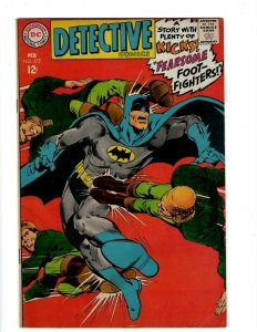 Detective Comics # 372 VF DC Comic Book Batman Robin Joker Gotham Penguin KD1