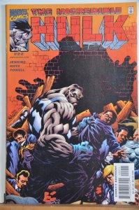 Incredible Hulk #22 (2001) VF_NM