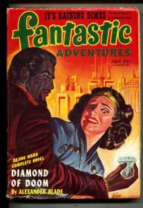Fantastic Adventures-Pulp-7/1945-Alexander Blade-Arnold Kohn