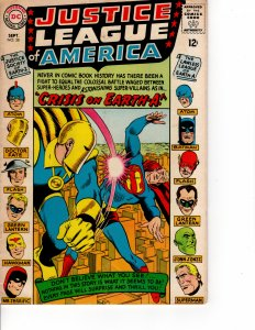 BUY NOW Silver Age JUSTICE LEAGUE of AMERICA #38 INVESTMENT PRICED
