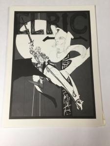 Howard Chaykin Elric Art Portfolio Signed Comllete Art Prints Set