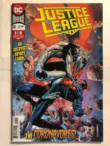 Justice League #9 (2016) - Rebirth