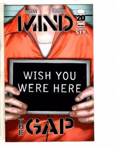 Lot Of 4 Mind The Gap Image Comic Books # 6 7 8 9 1st Prints J284