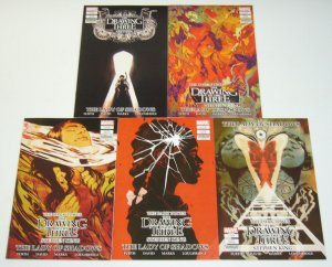 Stephen King's Dark Tower: Drawing of the Three - Lady of Shadows #1-5 VF/NM set