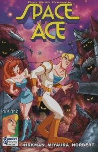 Don Bluth Presents Space Ace #3 VF/NM; Arcana | save on shipping - details insid