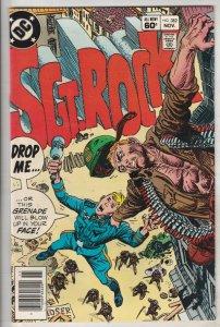 Sgt. Rock #382 (Nov-83) NM- High-Grade Sgt. Rock and Easy Company