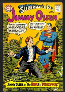 Superman's Pal, Jimmy Olsen #108 (1968)