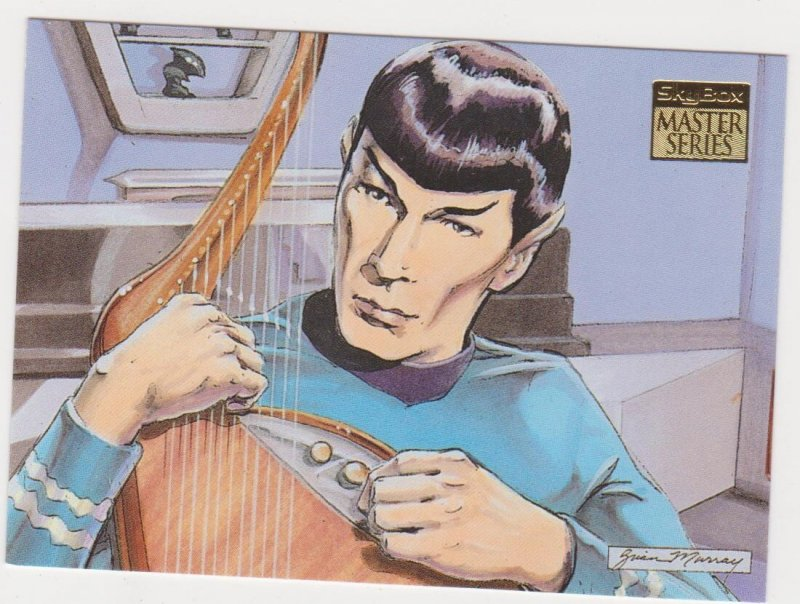 1993 Skybox Star Trek Master Series #77