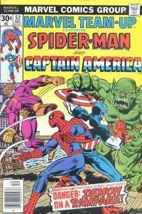 Marvel Team-Up (1972 series) #52, VF- (Stock photo)