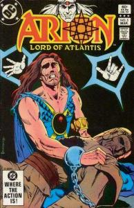 Arion: Lord of Atlantis #5, VF- (Stock photo)