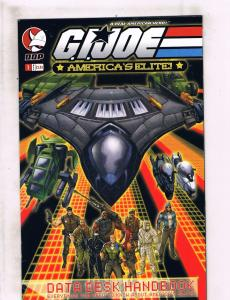 Lot of 2 GI Joe America's Elite! DDP Comic Books #1(2) BF5