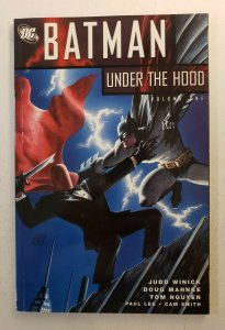 BATMAN UNDER THE HOOD VOLUME ONE TPB SOFT COVER 2ND PRINT NM