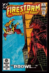 Fury of Firestorm #10 (2nd Series, 1982)   9.2 NM-