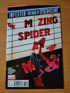 Amazing Spider-Man #665 ~ NEAR MINT NM ~ 2011 Marvel Comics