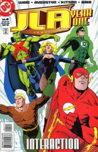JLA: Year One #4 VF; DC | save on shipping - details inside