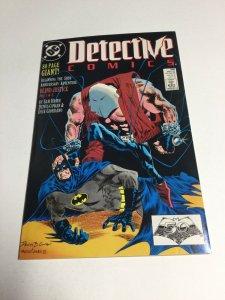 Detective Comics 598 Nm Near Mint DC Comics
