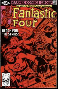 Fantastic Four #220, 9.0 or Better