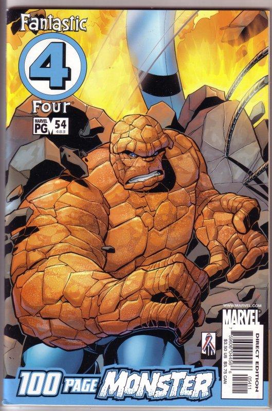 Fantastic Four   vol. 3   #54/483 FN