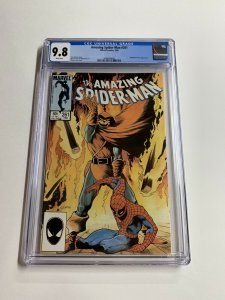 Amazing Spider-man 261 Cgc 9.8 White Pages Marvel Copper Age