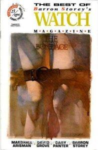 Best of Barron Storey's W.A.T.C.H. Magazine #1 GD; Vanguard   low grade comic -