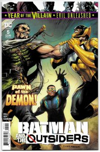 Batman And The Outsiders #5 Main Cvr (DC, 2019) NM